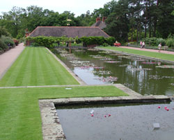 The Canal at Wisley Garden